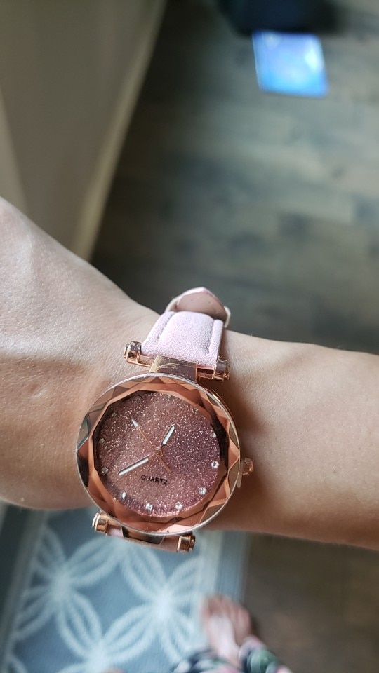 Designer Ladies watch are Easy to suit for any location