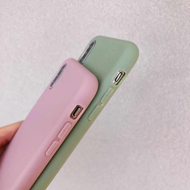 Silicone case For iPhone fits perfectly