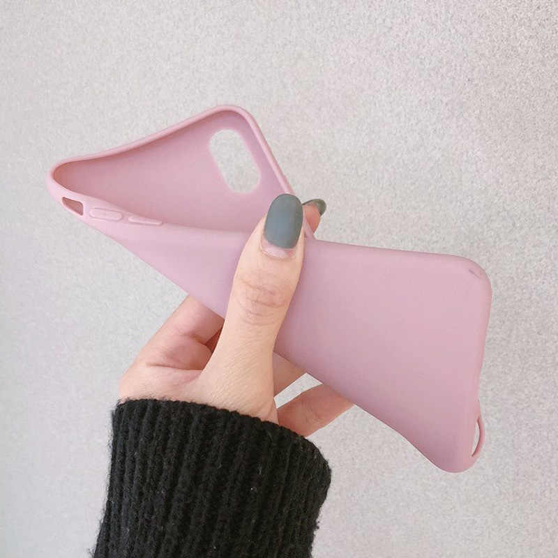 flexible apple iphone silicone cases