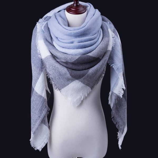Women Winter Scarf For Women cashmere Scarf and Shawl Women's Blanket Scarf Warm Shawl Support Wholesale and Retail 3