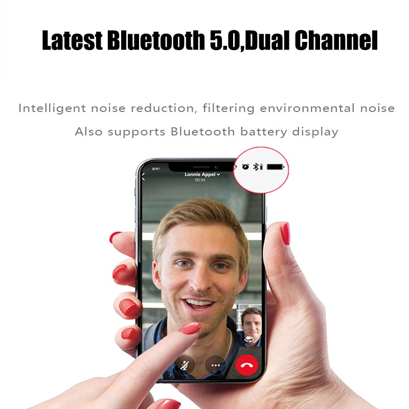 wireless bluetooth ear headphones