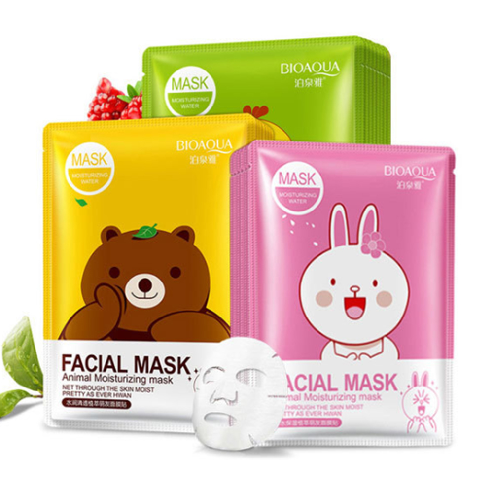 acne facial mask hydrating