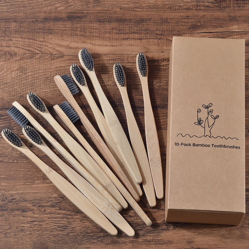 bamboo toothbrush Ecological