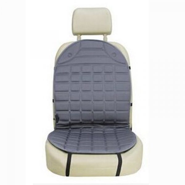 Best heated single seat cushion for your car gray