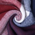 Women Winter Scarf For Women cashmere Scarf and Shawl Women's Blanket Scarf Warm Shawl Support Wholesale and Retail 5