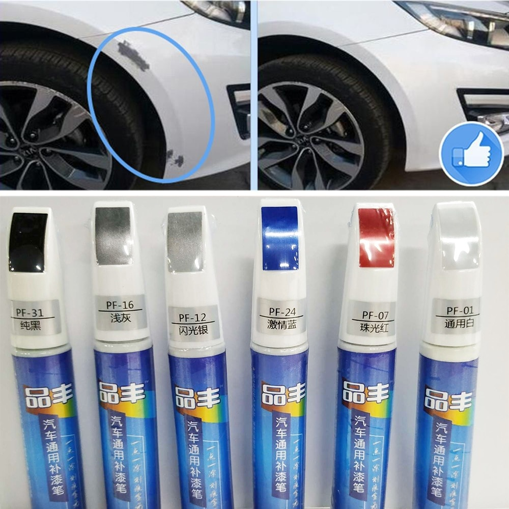 scratch remover paint pen car remove every scratches