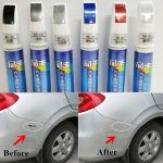 Car Mending Fill Paint Pen Tool Professional Applicator Waterproof Touch Up Car Paint Repair Coat Painting Scratch Clear Remover 3