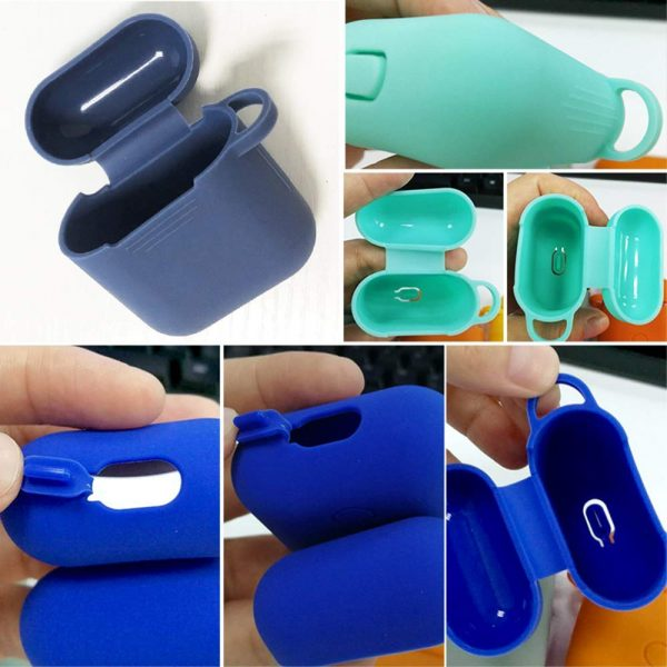 protector keychain airpods case cute