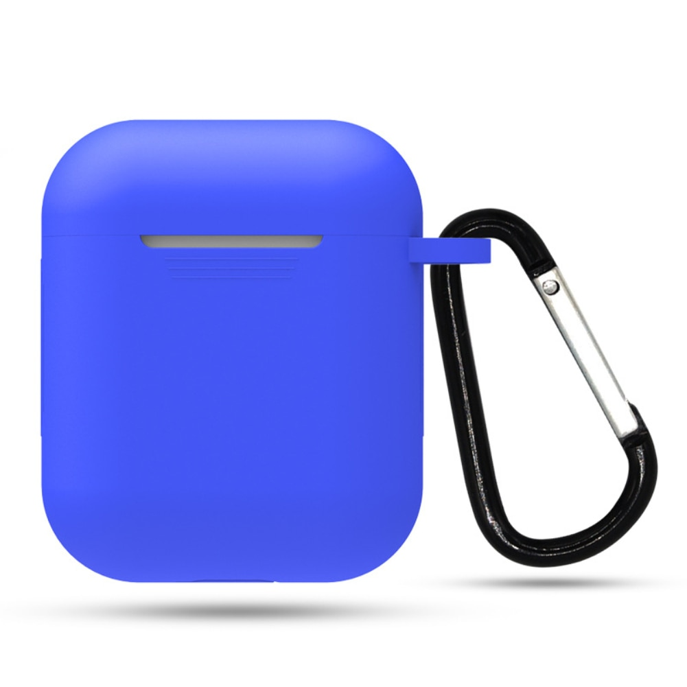 best airpods case silicone purple