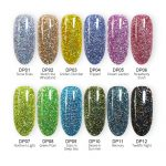 12 color – Dipping Nails Powders