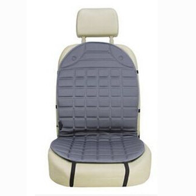 heated single seat gray cushion for your car