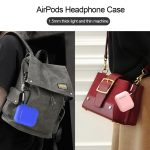 Mini Soft Silicone Case For Apple Airpods Shockproof Cover For Apple AirPods Earphone Cases for Air Pods Protector Case 5